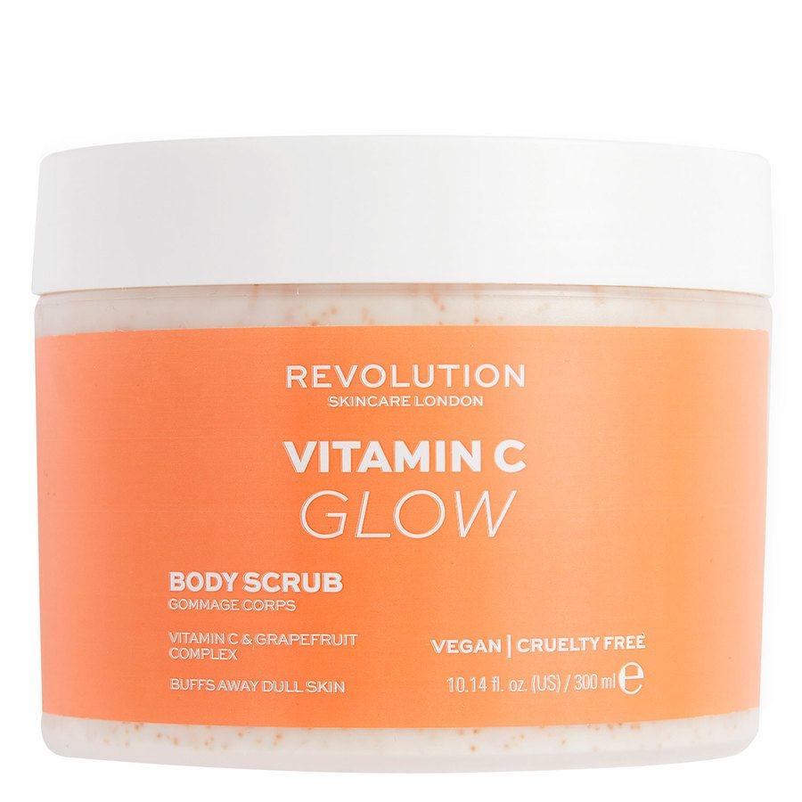 Revolution Body Skincare Vitamin C Body Scrub 300ml
