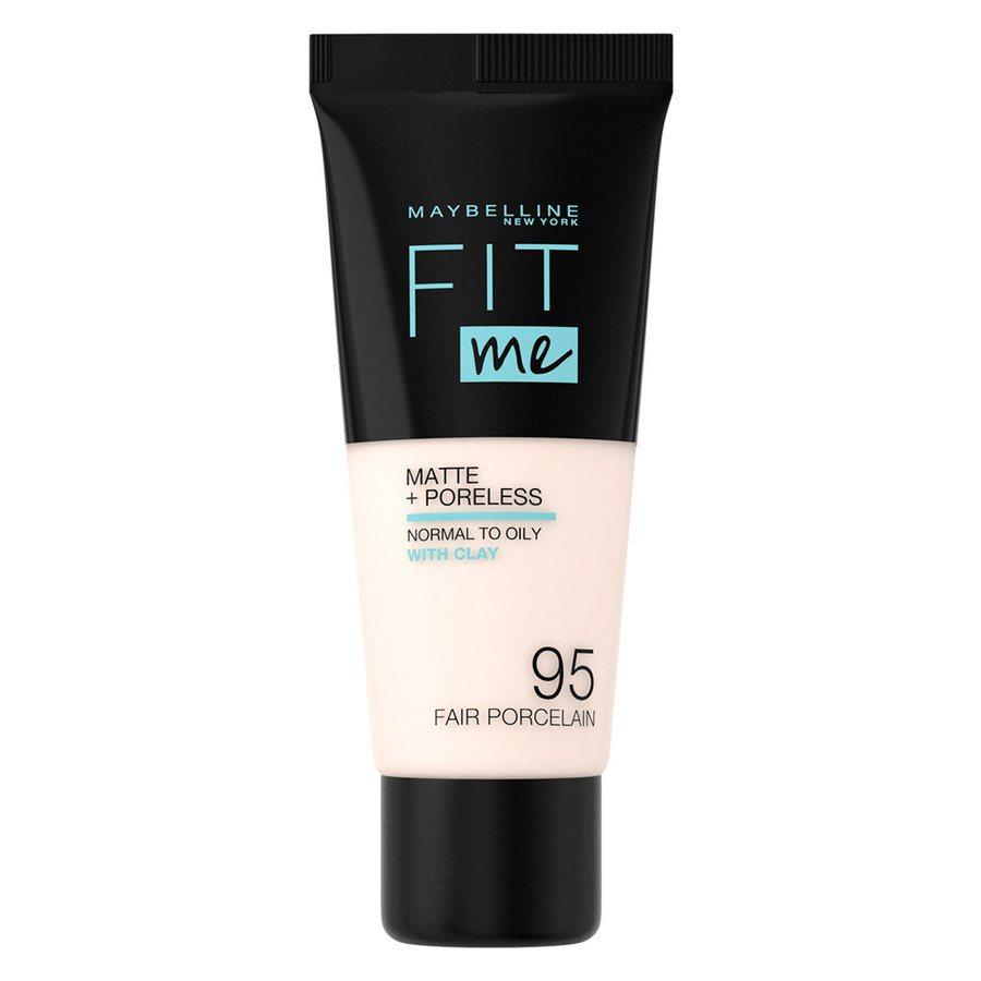 Maybelline Fit Me Makeup Matte + Poreless Foundation, 95 (tubka 30 ml)