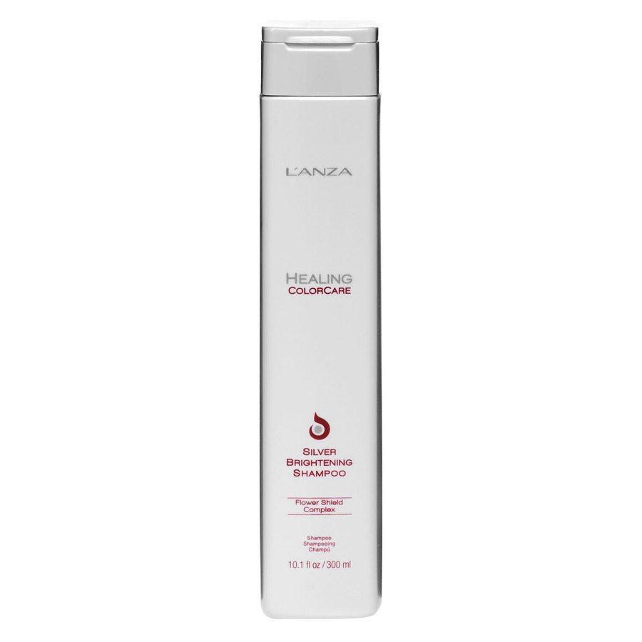 L'anza Healing Colorcare Silver Brightening Szampon (300 ml)