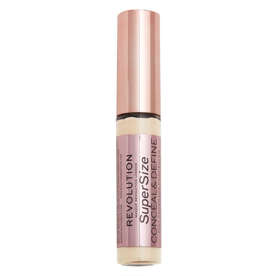 Makeup Revolution Conceal & Define Supersize, C6.5