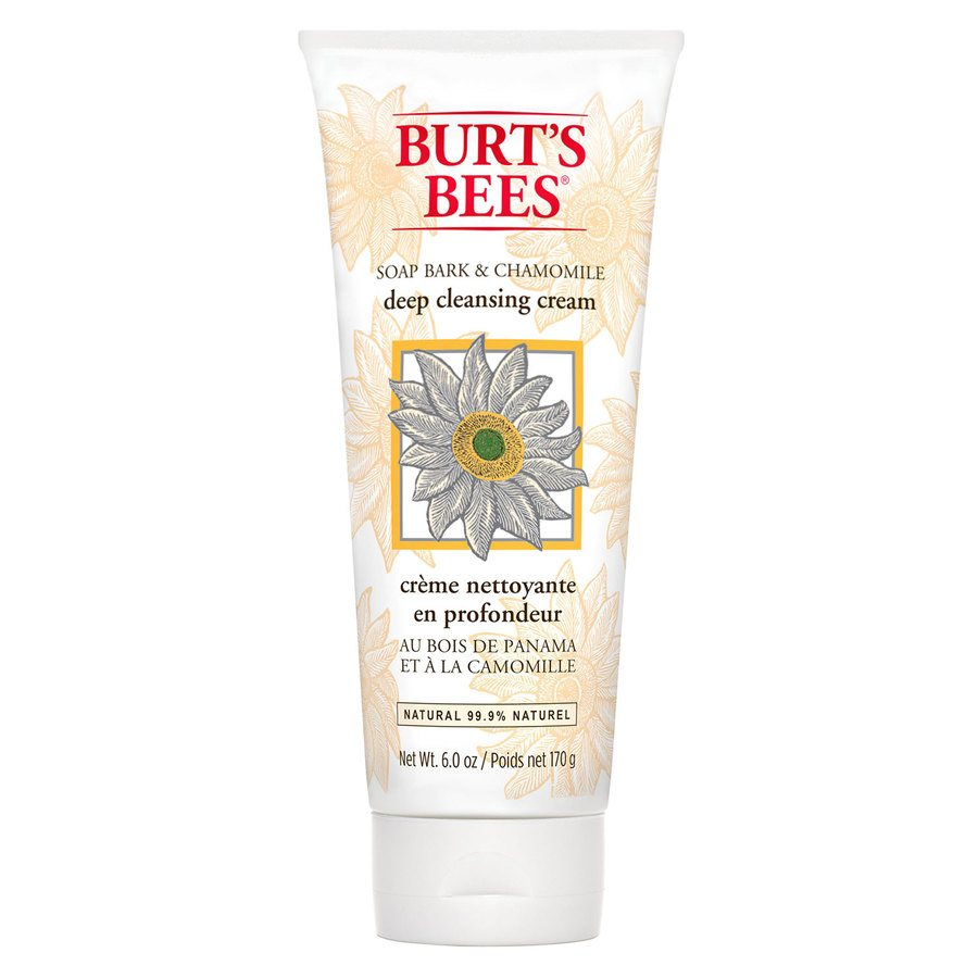 Burt`s Bees Soap Bark & Chamomile Deep Cleansing Cream