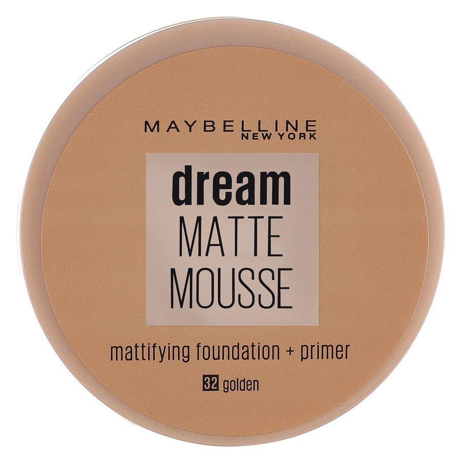 Maybelline Dream Matte Mousse 032 Golden (18 ml)