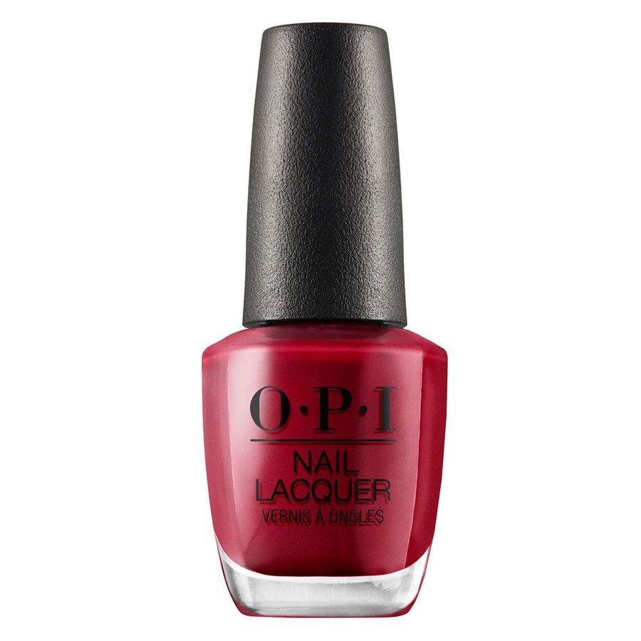 Lakier do paznokci OPI, OPI Red (15ml)