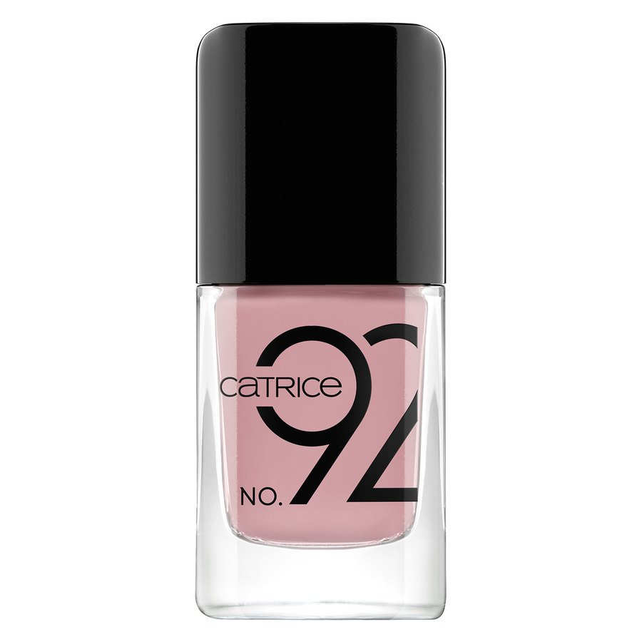Catrice Iconails Gel Lacquer 10,5ml, 92 Nude Not Prude