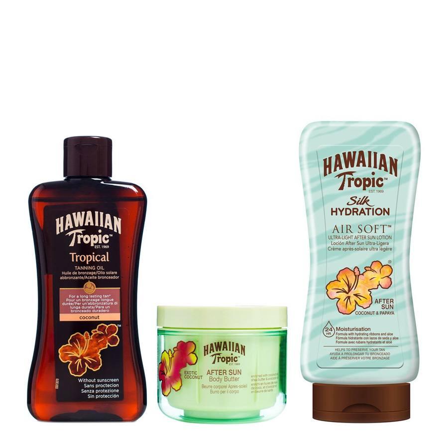 Pakiety Promocyjne Hawaiian Tropic
