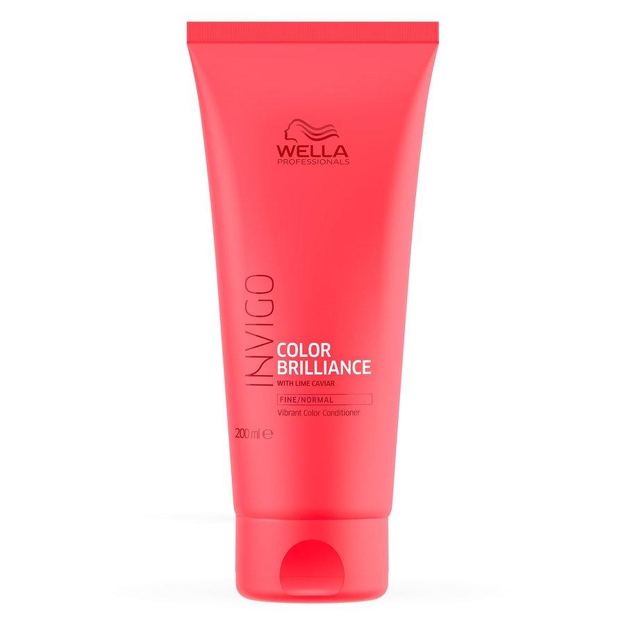 Wella Professionals Invigo Color Brilliance Balsam Fine Hair (200 ml)