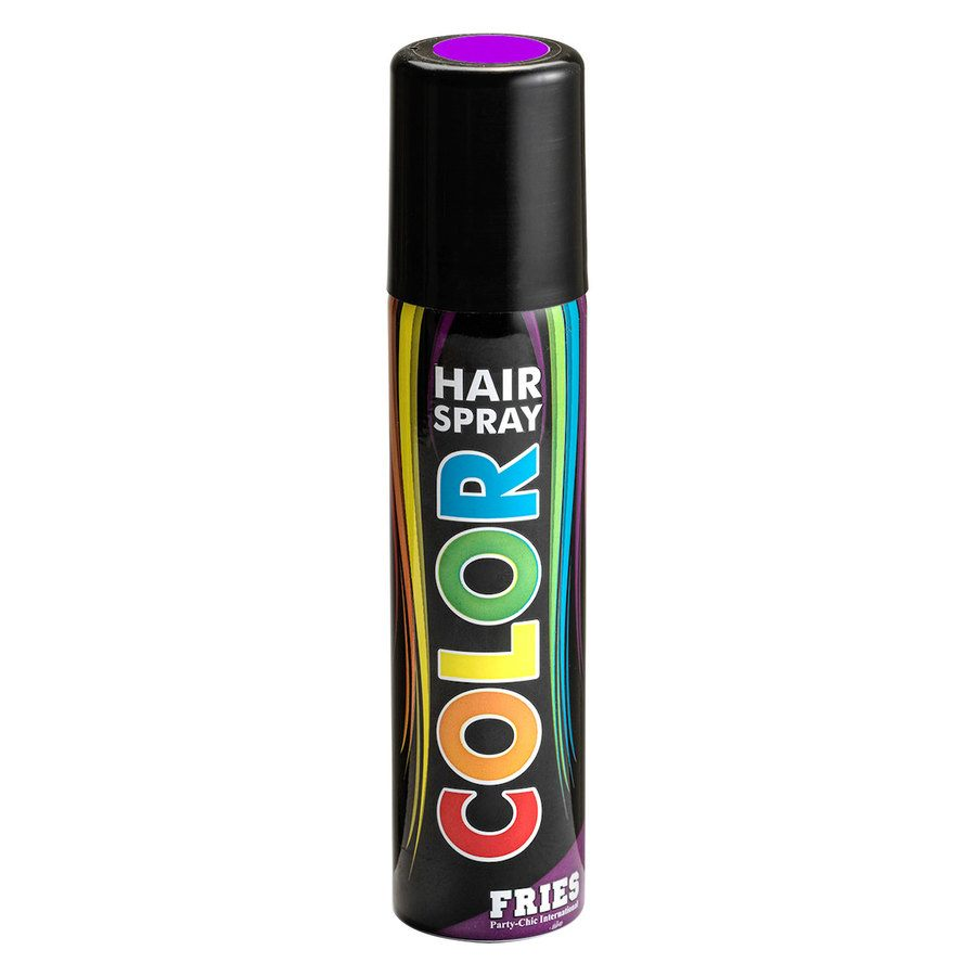 Fries Color Hair Spray, Purple (100 ml)