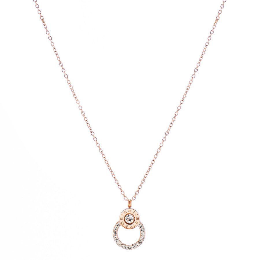 Shelas Stainless Steel Necklace