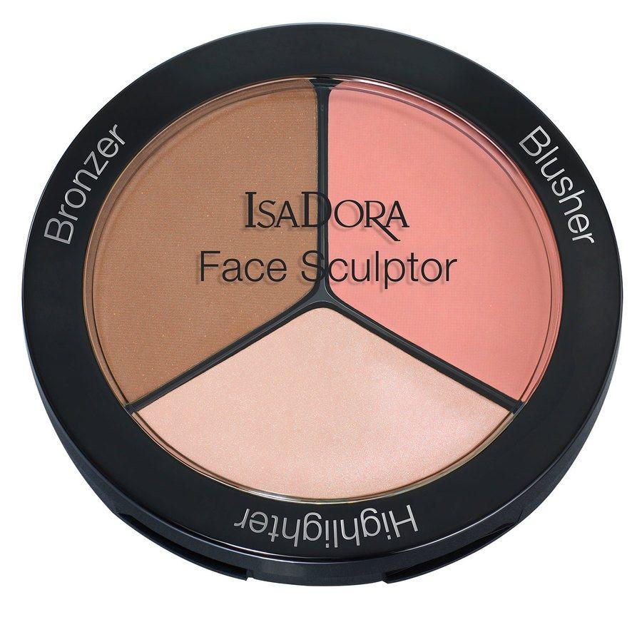 IsaDora Face Sculptor #01 Warm Peach 18g