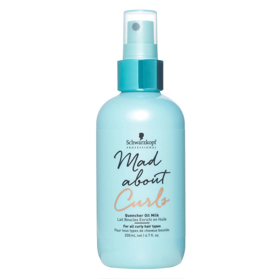 Schwarzkopf Mad About Curls Quencher Oil Milk (200 ml)