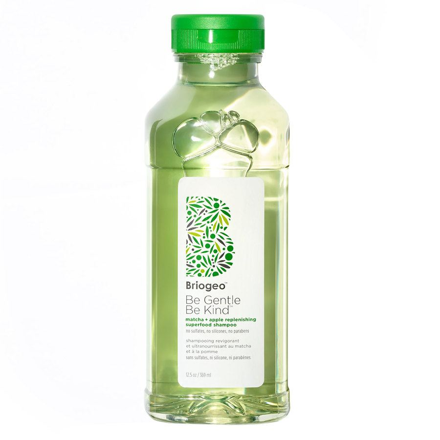 Briogeo Be Gentle Be Kind Matcha + Apple Replenishing Superfood Szampon (369 ml)