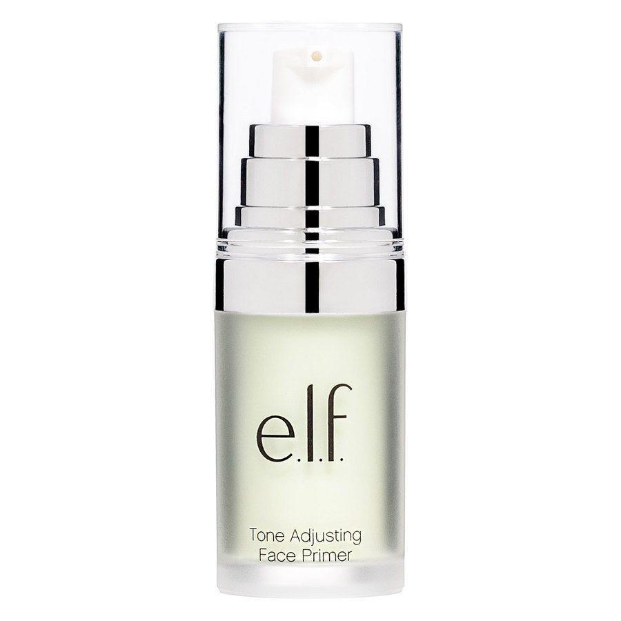 e.l.f. Tone Adjusting Face Primer Green (14ml)