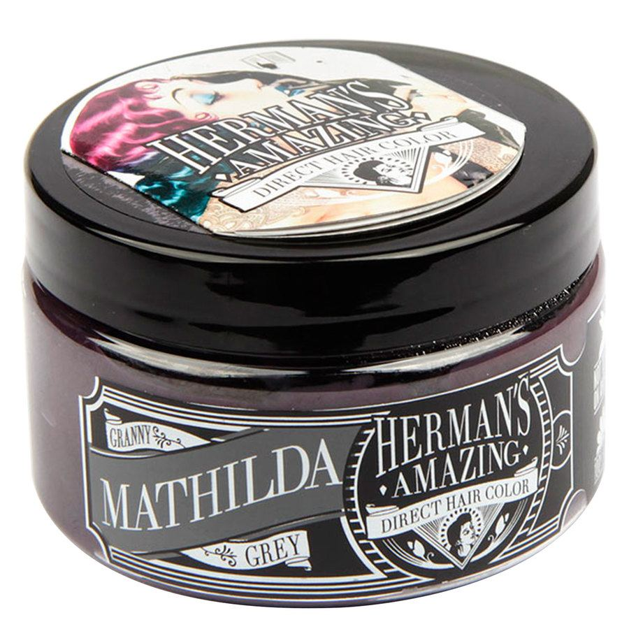 Herman's Amazing Direct Hair Color Mathilda, Granny Grey (115 ml)