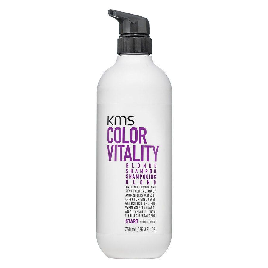 KMS Color Vitality Blonde Szampon (750 ml)