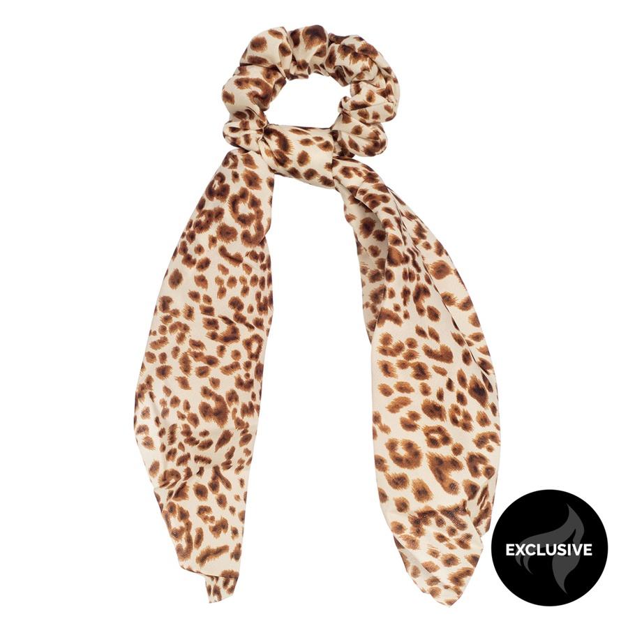 Shelas Hair Tie Leopard