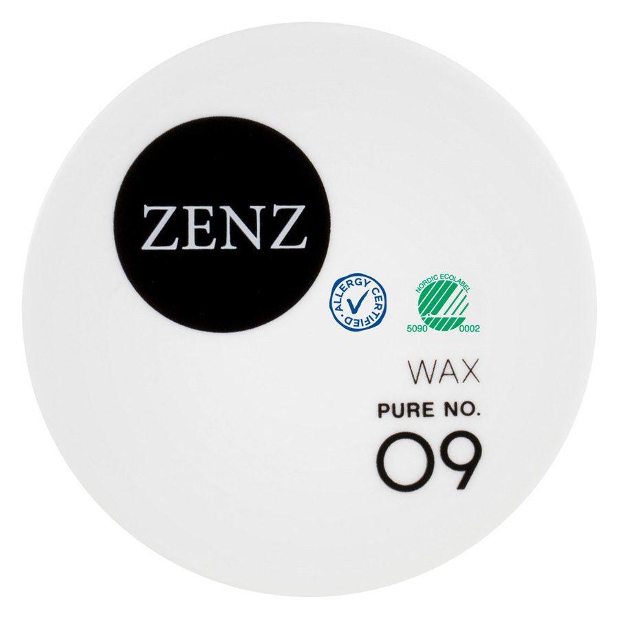 Zenz Organic Styling Wax Pure No. 09 (75 g)