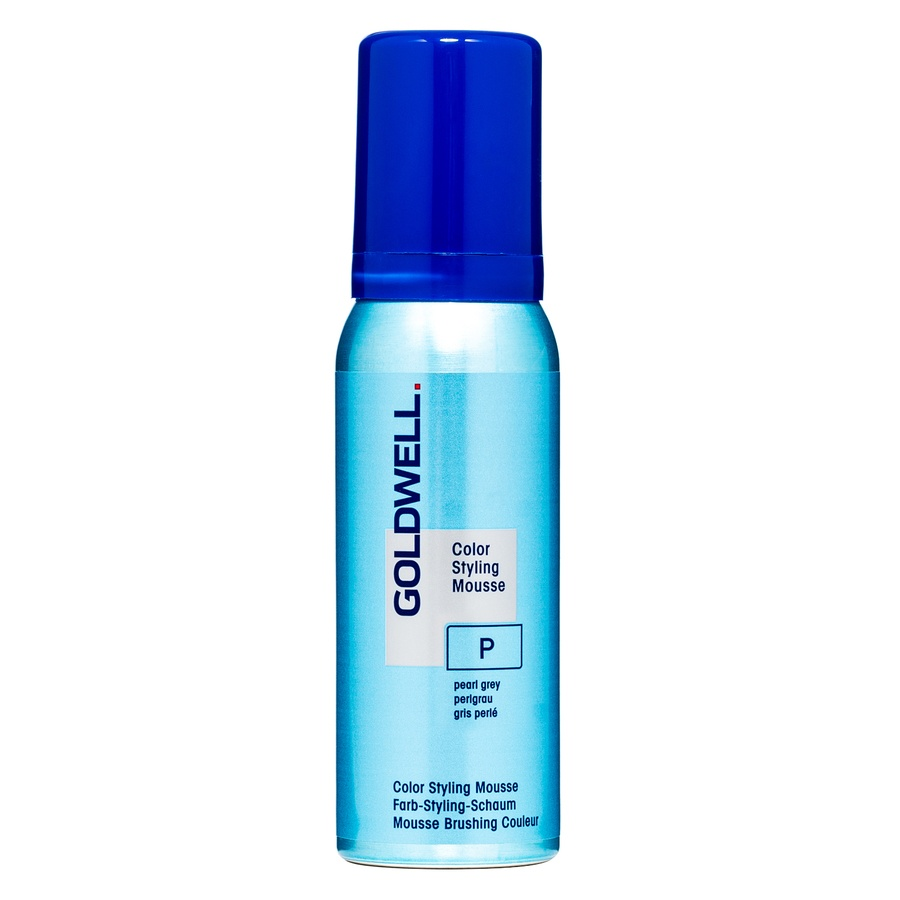 Goldwell Color Styling Mousse, P Pearl Grey (75ml)