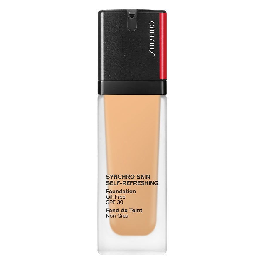 Shiseido Synchro Skin Self Refreshing Foundation # 350 Maple (30 ml)
