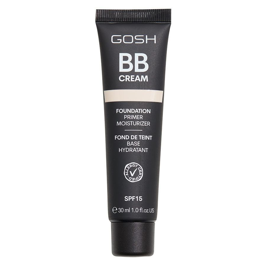 GOSH BB Cream Foundation (30ml), #001 Sand