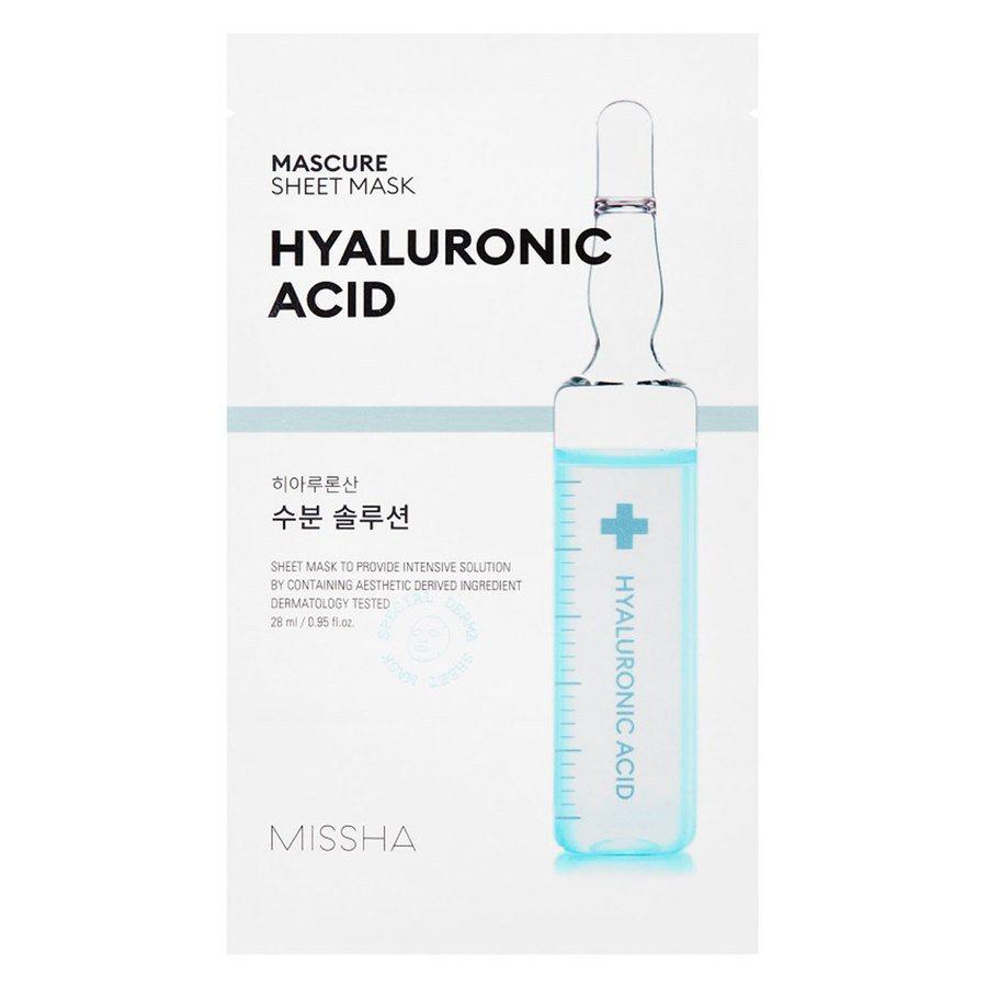 Missha Mascure Hydra Solution Sheet Mask (27 ml)