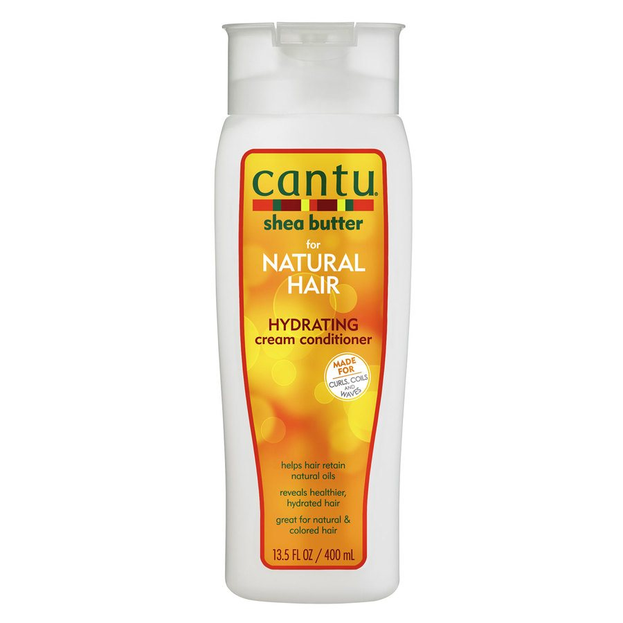 Cantu Shea Butter For Natural Hair Hydrating Cream Conditioner (400 ml)