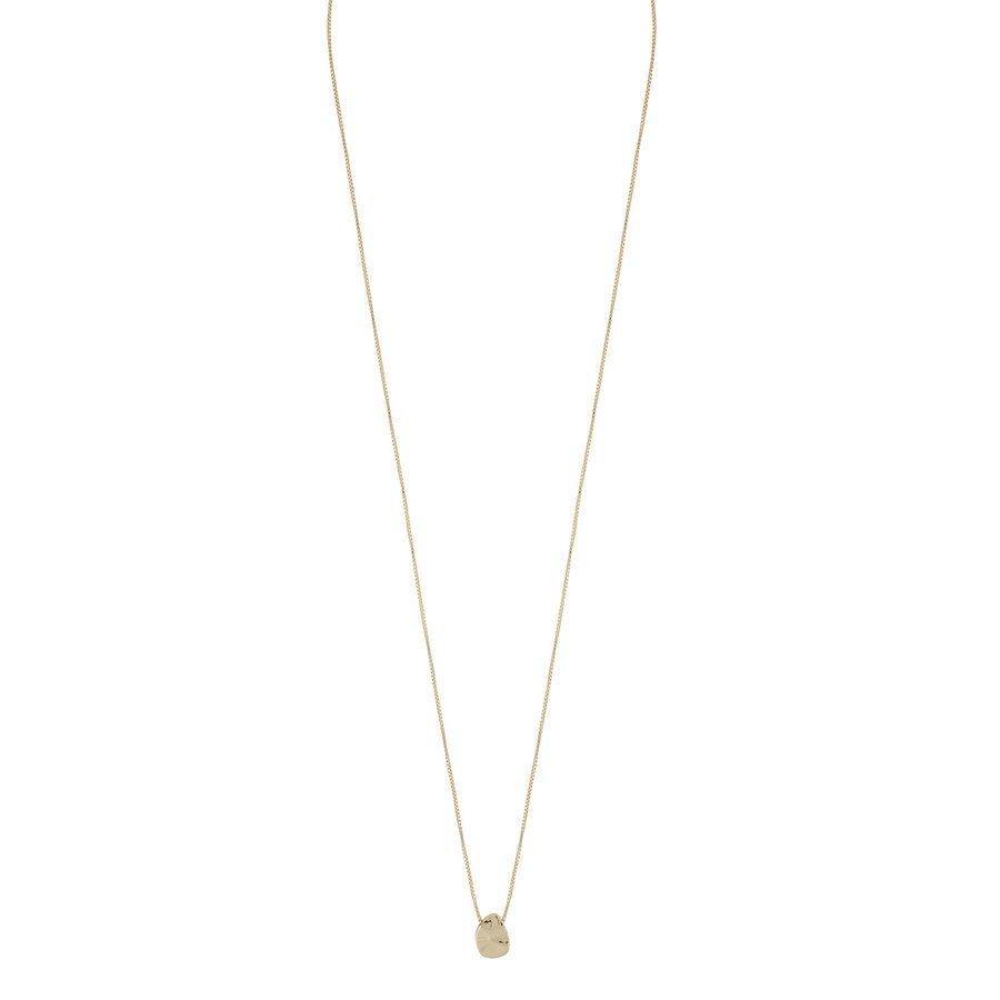 Snö Of Sweden Maxime Small Pendant Necklace, Plain, 60cm