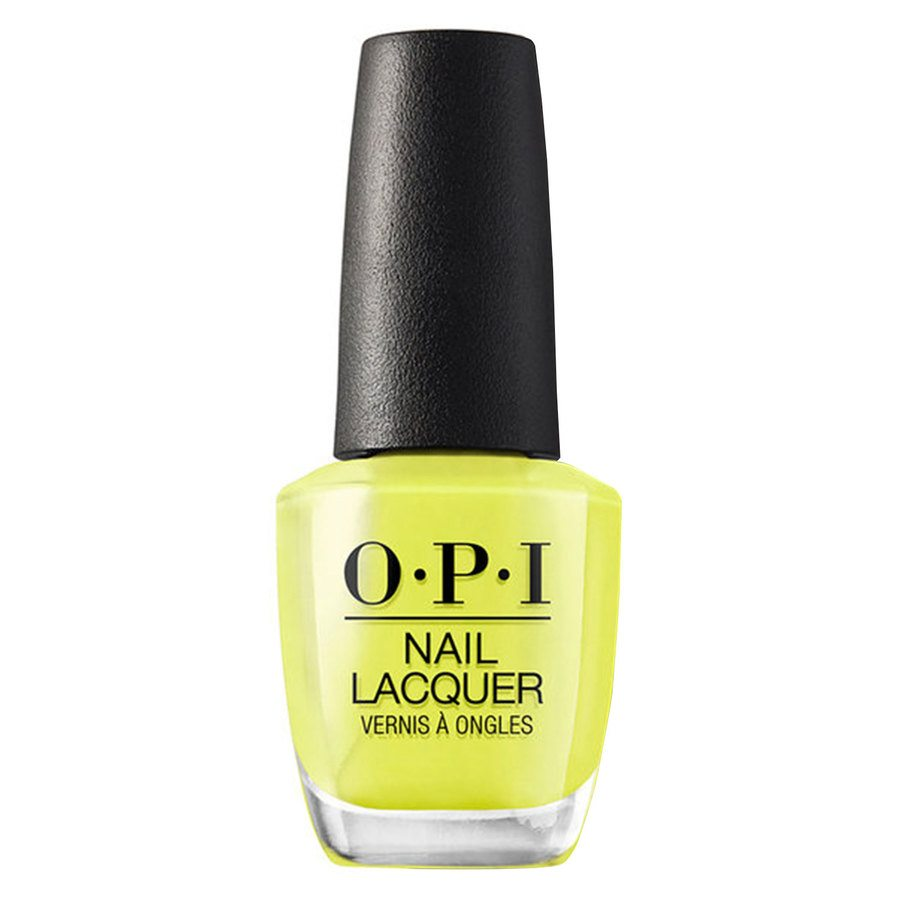 OPI Neon Collection Nail Lacquer (15ml) Pump Up The Volume