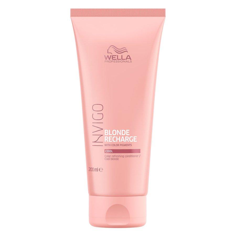 Wella Professionals Invigo Cool Blonde Color Refreshing Balsam (200ml)