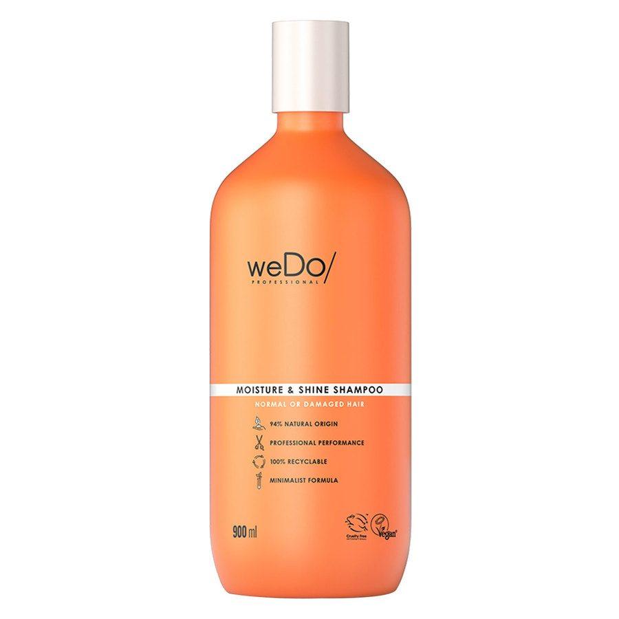 weDo/ Moisture & Shine Shampoo (900 ml)
