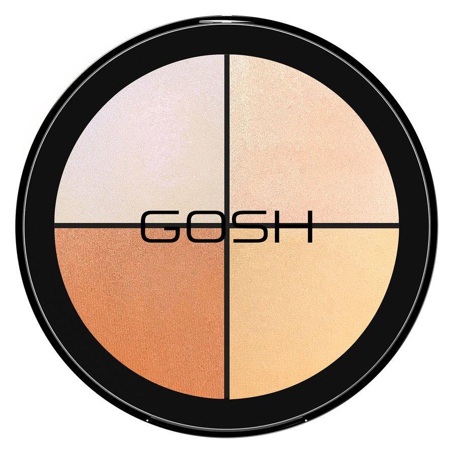 GOSH Strobe'n Glow Kit (20g), #001 Highlighter