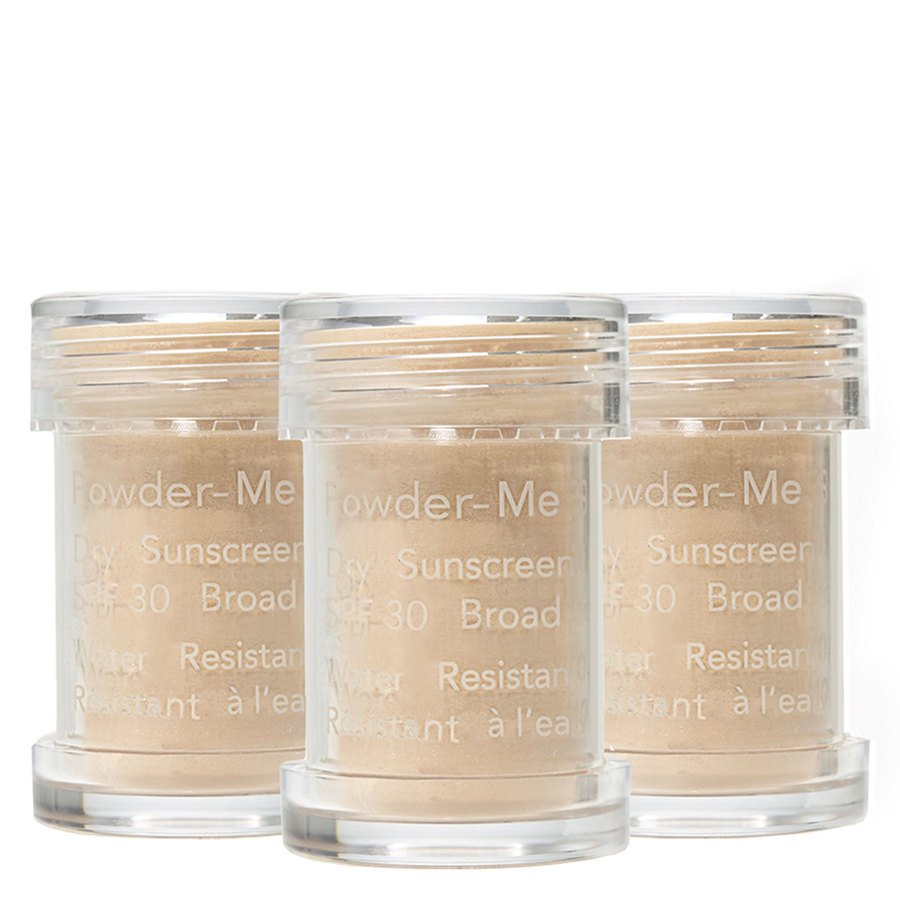 Jane Iredale Powder-Me SPF30 Dry Sunscreen Refill Nude 3x2.5g