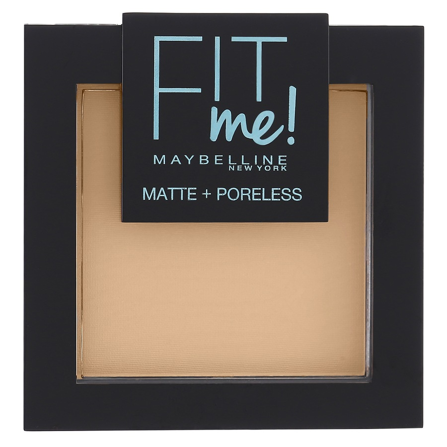 Maybelline Fit Me Matte & Poreless Powder, 120 Classic Ivory
