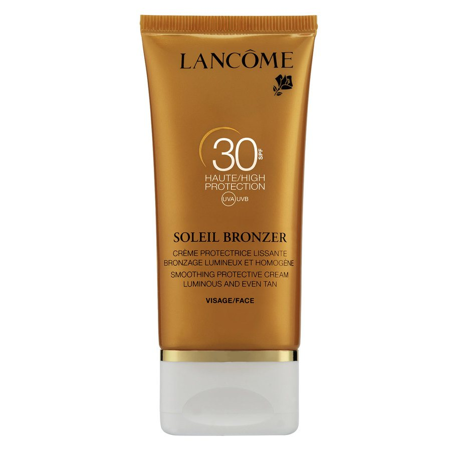 Lancôme Soleil Bronzer Sun Protection Face Cream SPF30 (50 ml)