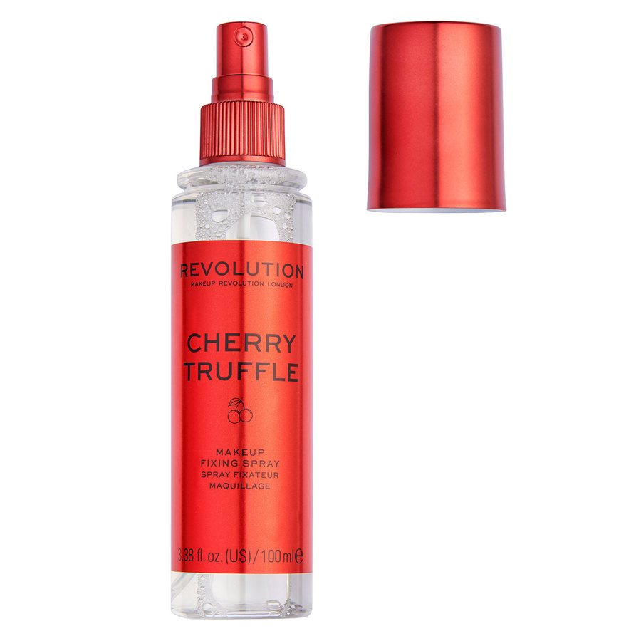 Makeup Revolution Precious Stone Fixing Spray Cherry Truffle (100 ml)