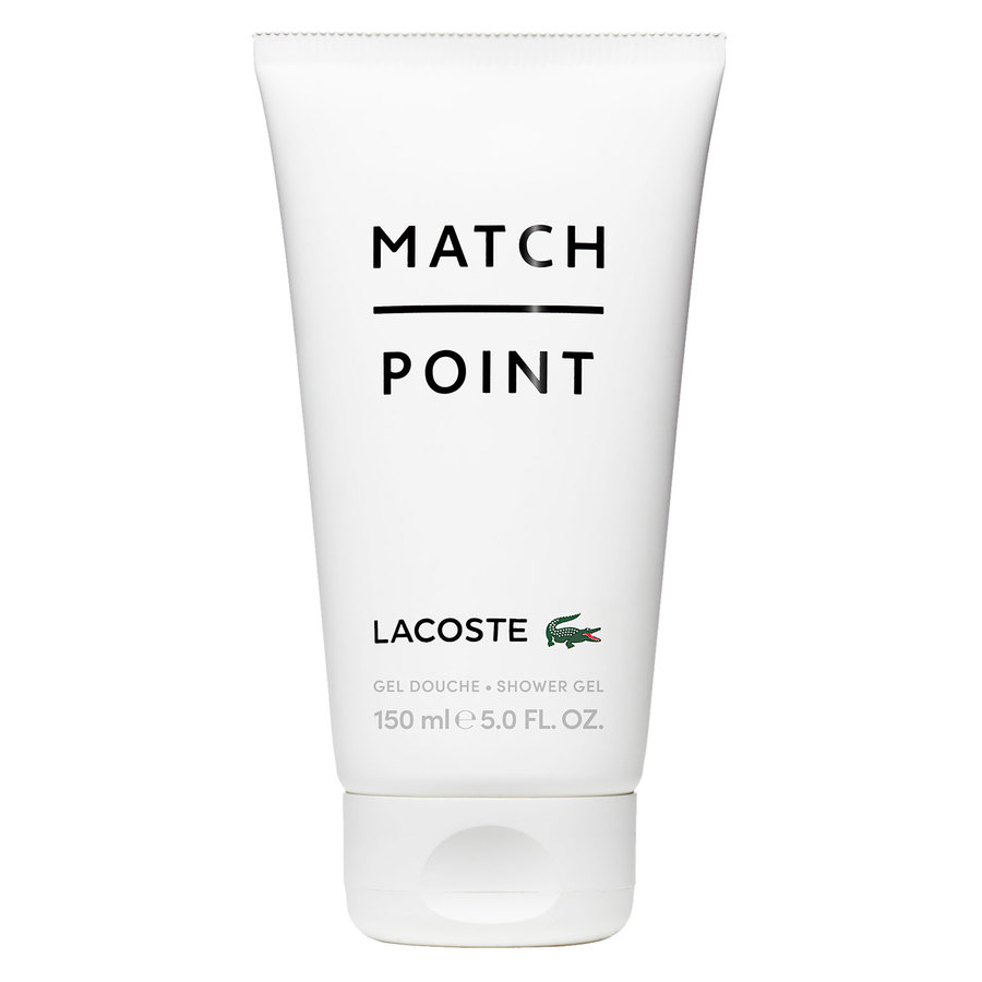 Lacoste Match Point Shower Gel (150 ml)