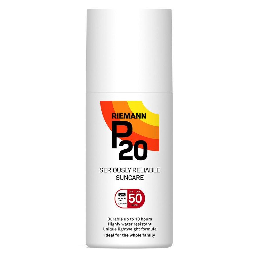 Riemann P20 Spray SPF50 (Pump spray) (200ml)