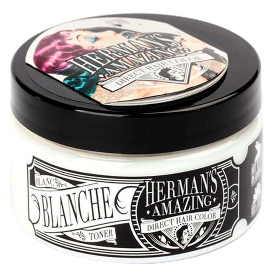 Herman's Amazing Direct Hair Color Blanc Blanche Toner (115ml)