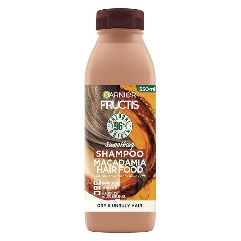 Garnier Fructis Hair Food Shampoo Macadamia (350 ml)