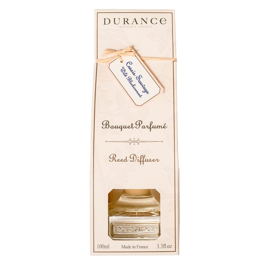 Durance Reed Diffuser Wild Blackcurrant 100 ml