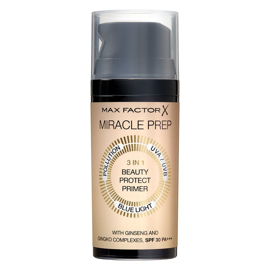 Max Factor Miracle Beauty 3 in 1 Prep Primer SPF30 (30 ml)