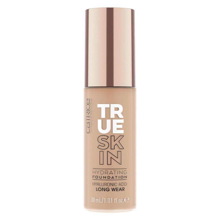 Catrice True Skin Hydrating Foundation 30ml, 033 Cool Almond
