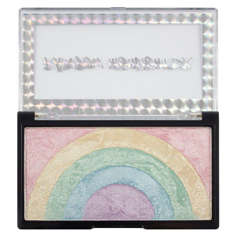 Rozświetlacz Makeup Revolution Rainbow (10 g)