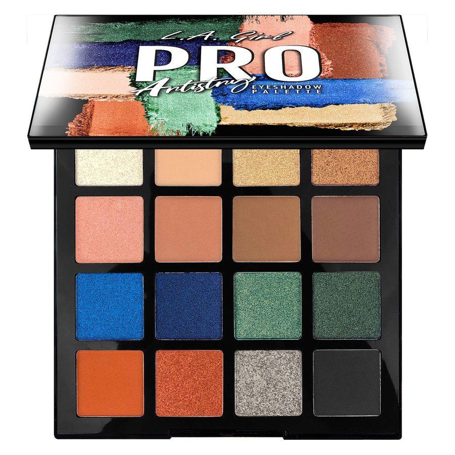L.A. Girl PRO Artistry Eyeshadow Palette (35 g)