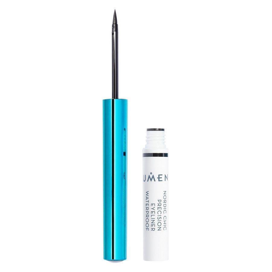 Lumene Nordic Chic Precision Eyeliner Waterproof Black 1,7 ml