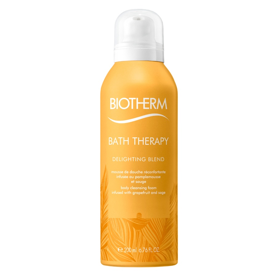 Biotherm Bath Therapy Delighting Blend Cleansing Foam (200 ml)