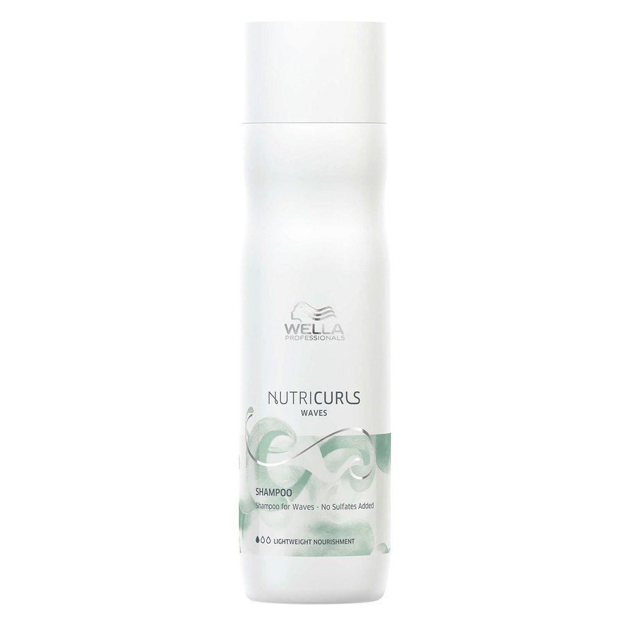 Wella Professionals Nutricurls Szampon For Waves (250 ml)