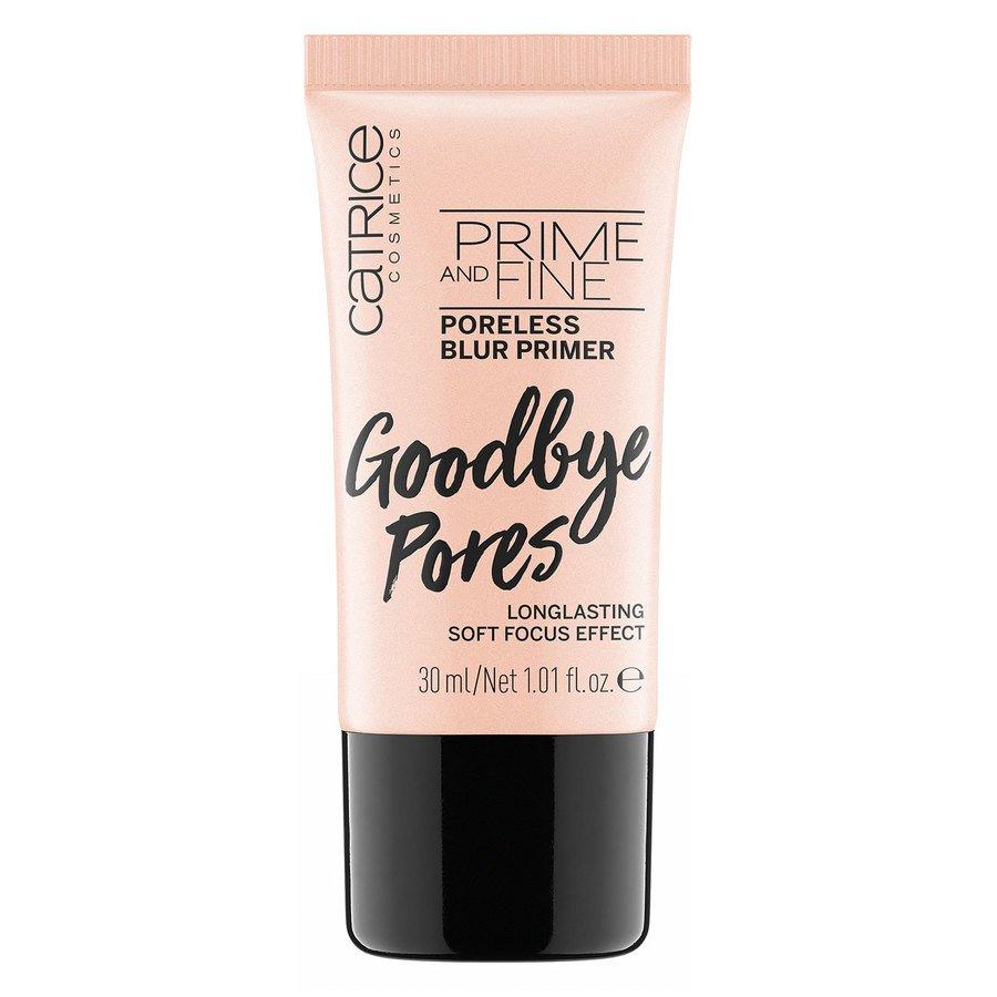 Catrice Prime And Fine Poreless Blur Primer 30ml