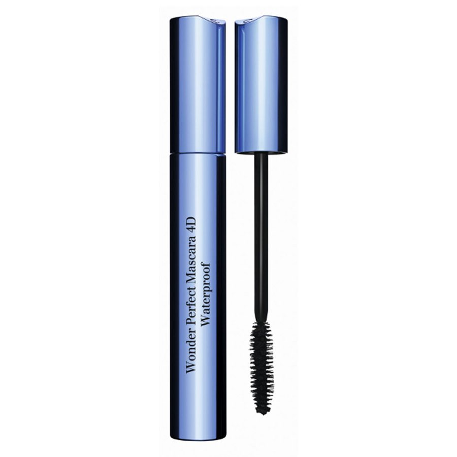 Clarins Waterproof Wonder Perfect 4D Mascara 8ml, 01 Black