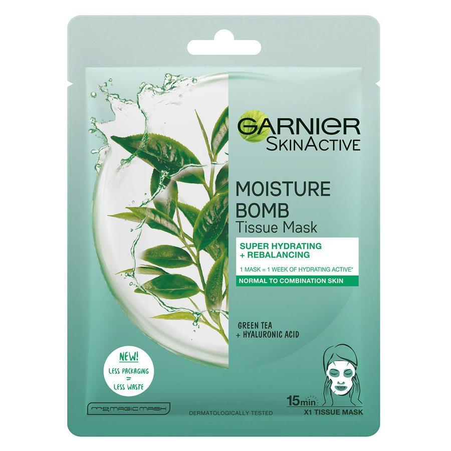 Garnier Tissue Mask Moisture Bomb Super-Hydrating Re-Balancing (32 ml)