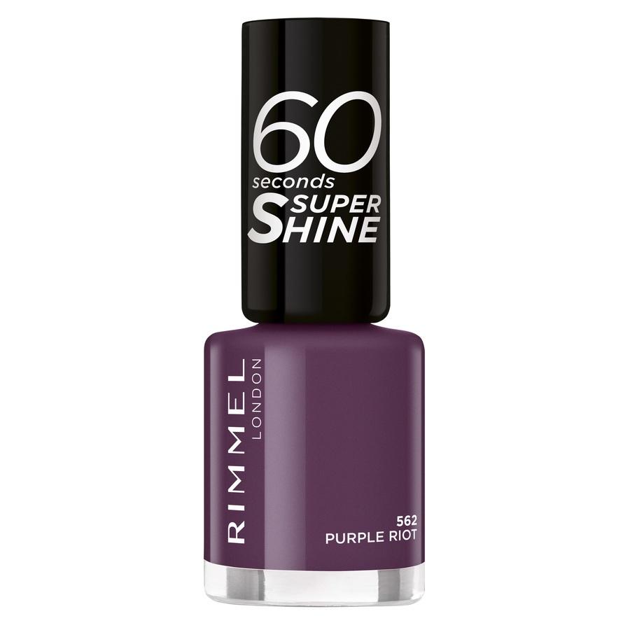 Rimmel London 60 Seconds Super Shine (8ml), 562